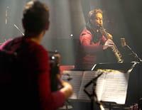 Jazz à Vienne 2017 : Emile Parisien, Vincent Peirani : «File Under Zawinul»