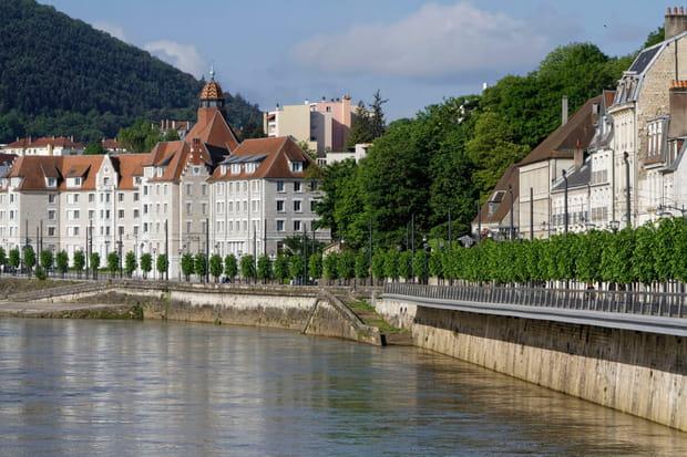 Résultat élection européenne Besançon