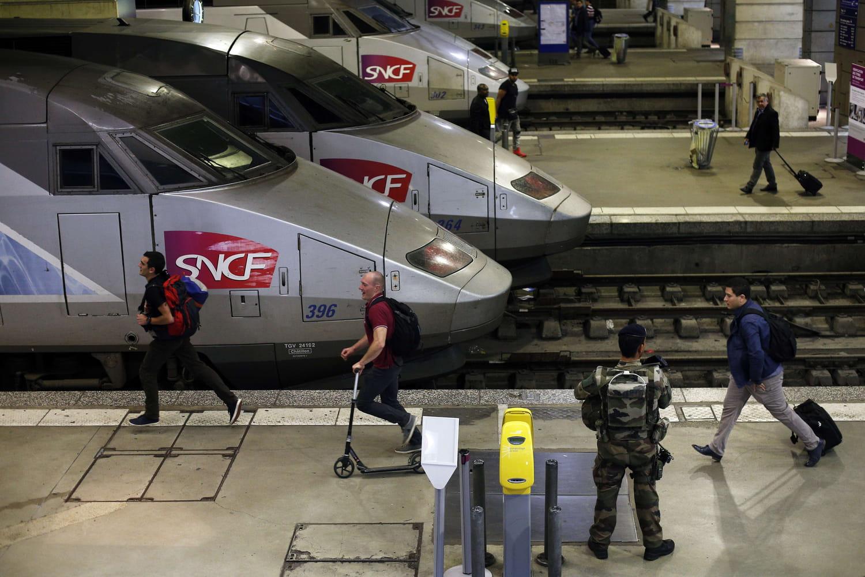 Gare Montparnasse: où trouver les infos de trafic?