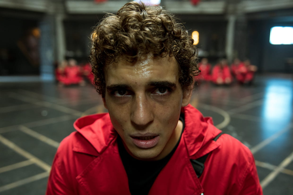 la casa de papel saison 3 streaming vf