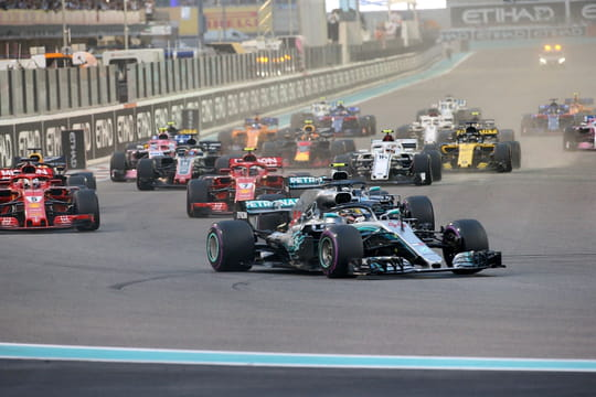 Calendrier F12019: le calendrier, les dates et chaînes TV pour 2019