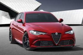 Alfa Romeo : la Giulia se montre enfin