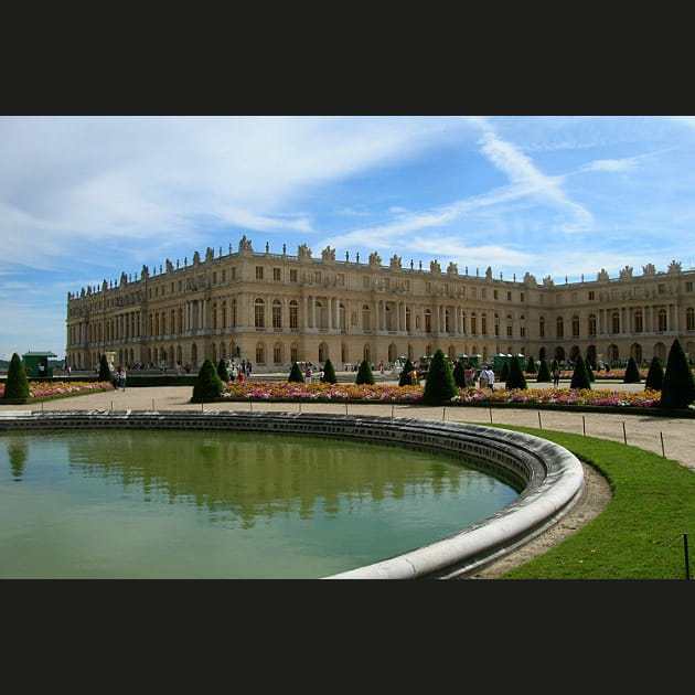 Château de Versailles dans les Yvelines