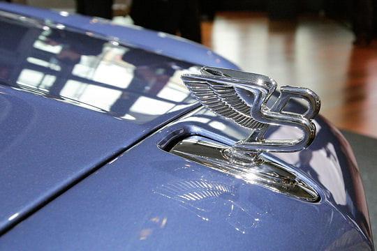 Concurrente de la Rolls-Royce Phantom