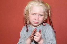 """Maria: qui est """"l'ange blond"""" découvert dansuncamp deRoms?"""