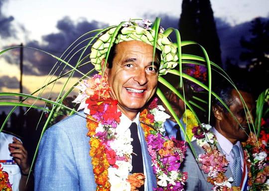 C'était (aussi) Chirac! Les photos insolites
