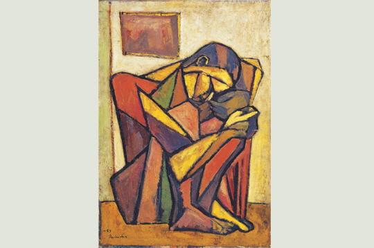 """L'exposition """"Cubisme: l'autre rive - Résonances en Asie"""""""