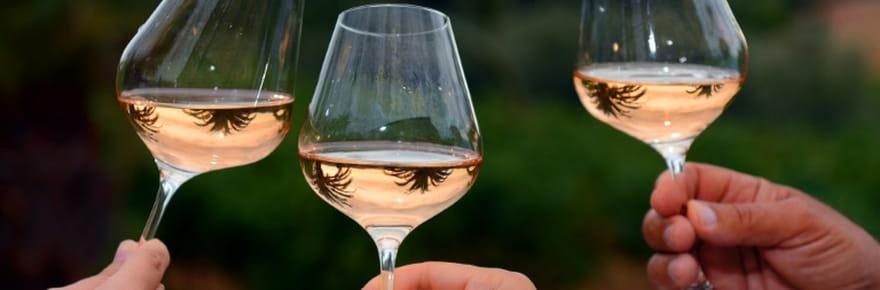 Des millions de litres de rosé espagnol vendu pour du vin français