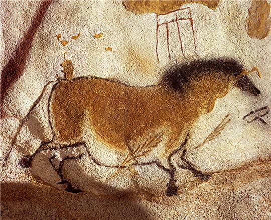 Cheval chinois Lascaux