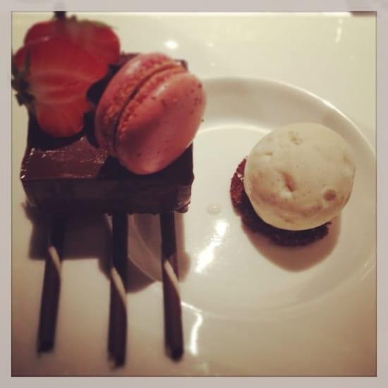 Dessert : L'Eveil des Sens