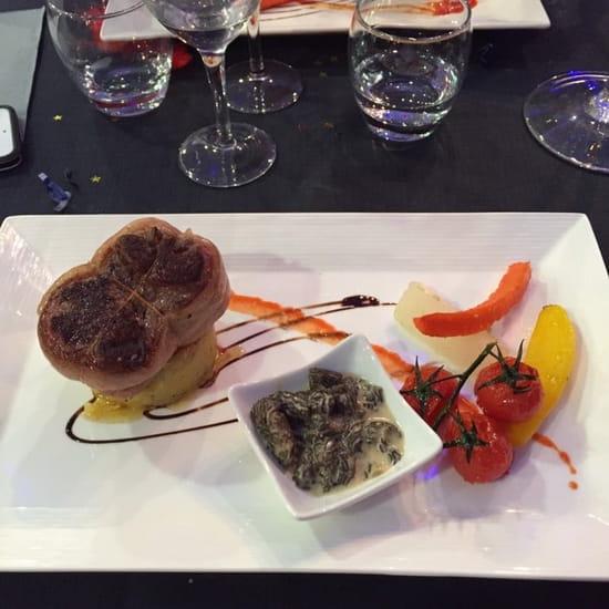 Plat : Le Mirefleurs Restaurant de L'Aerodrome
