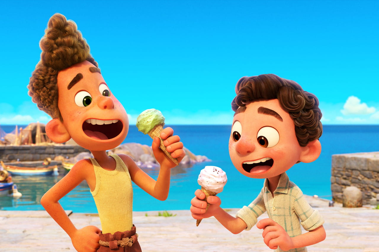 Luca: à quelle date et où voir le dernier film Pixar en streaming?