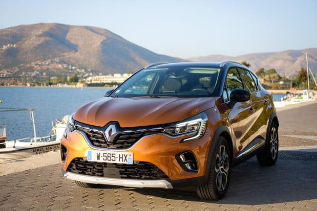 Nouveau Renault Captur: l'essai en images