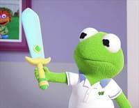 Muppet Babies : Kermit, niveau supérieur