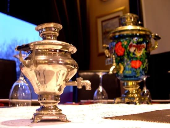 Les Délices Russes  - Samovar  -   © Les délices russes