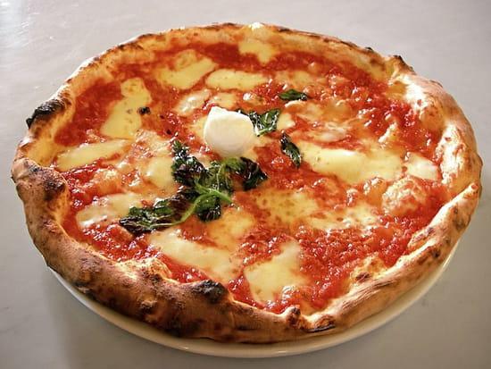 Casa Fiorino  - Pizza Marguerite -   © moi-même