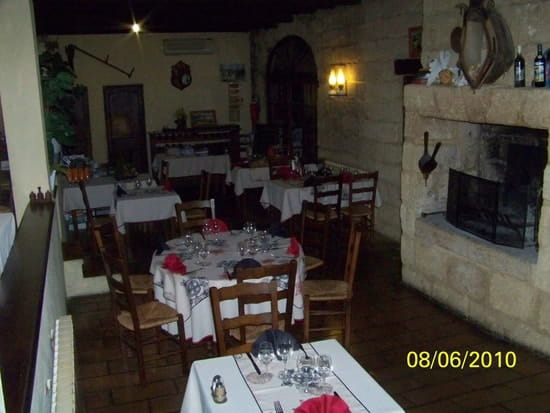 La Broussaillande  - salle du restaurant -   © Mr Caballé