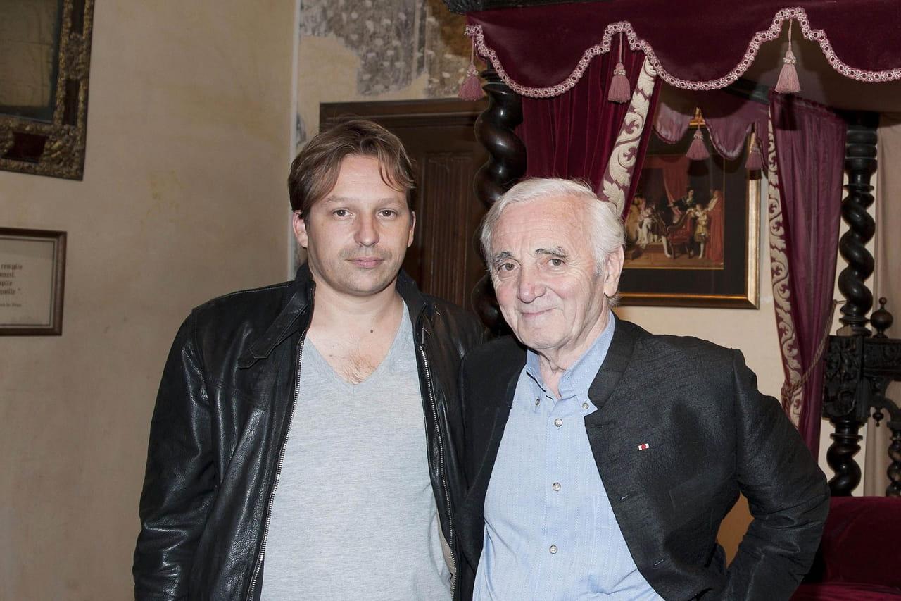 Mort de Charles Aznavour: les mots bouleversants de son fils Mischa