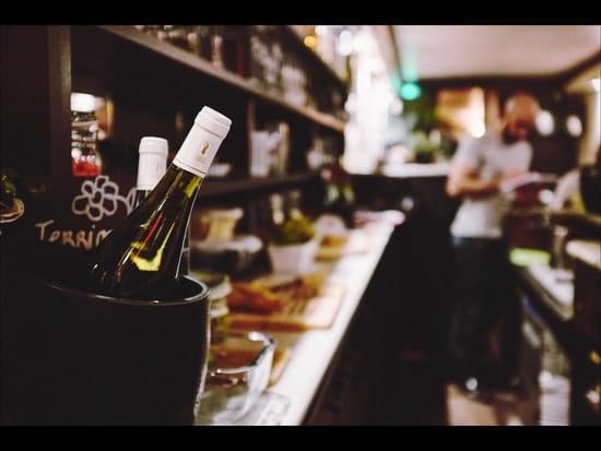 Le Bob  - Bar champagne -   © Le Bob