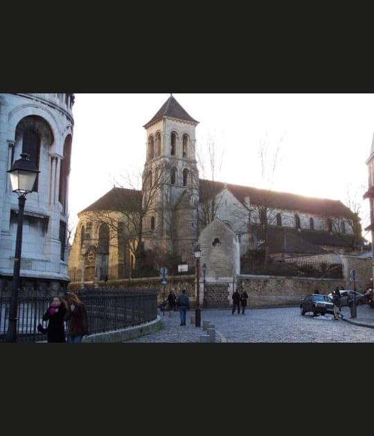 L'Eglise Saint-Pierre de Montmartre