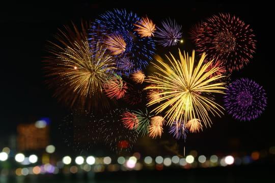 Feu d'artifice: la Fête du Port marque le retour du feu d'artifice à Nice