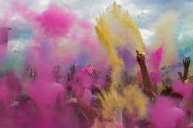 Holi: dates 2018, tradition... Une fête indienne aux couleurs sacrées