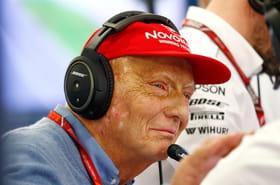 Mort de Niki Lauda: une vie de miracles entre accident et greffes