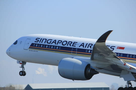 Singapore Airlinesva lancer le vol le plus long du monde
