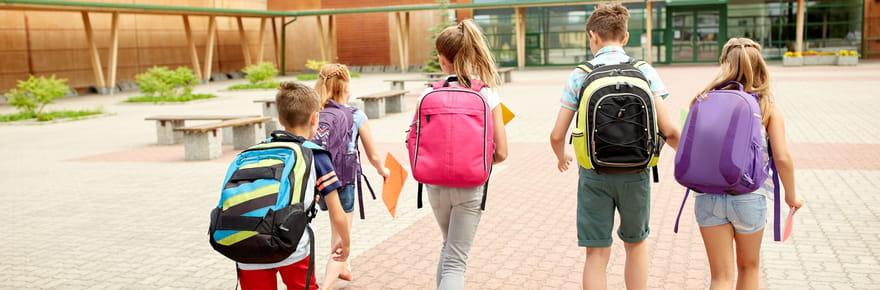 Rentrée scolaireet covid: que sait-on sur la date de retour à l'école de la maternelle au lycée?