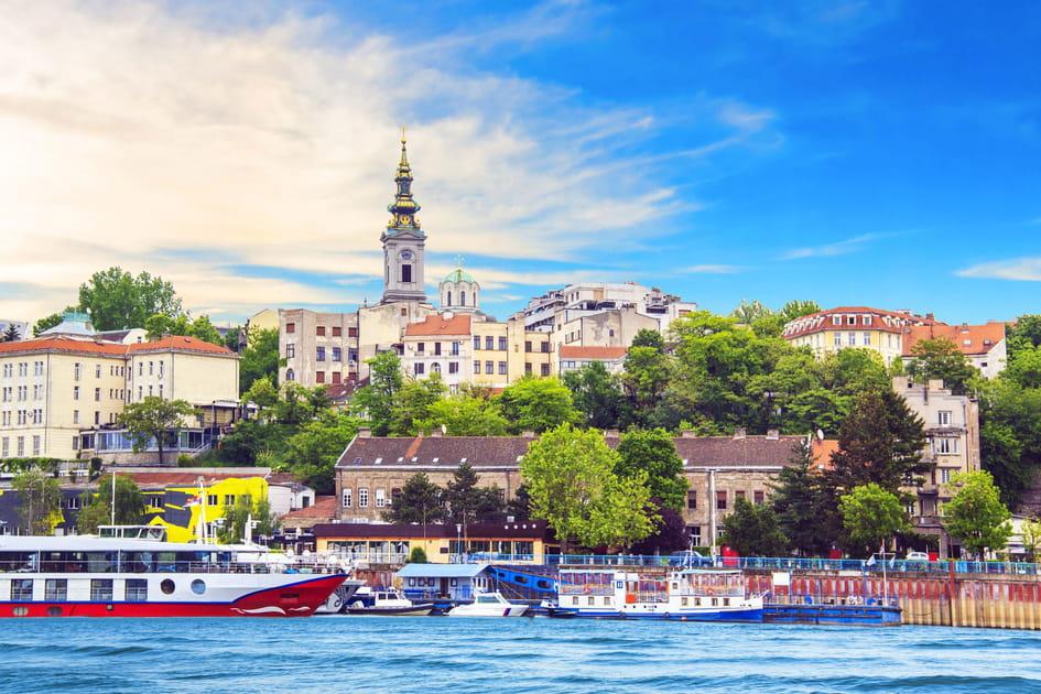 2- Belgrade, en Serbie