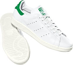 baskets blanches stan smith