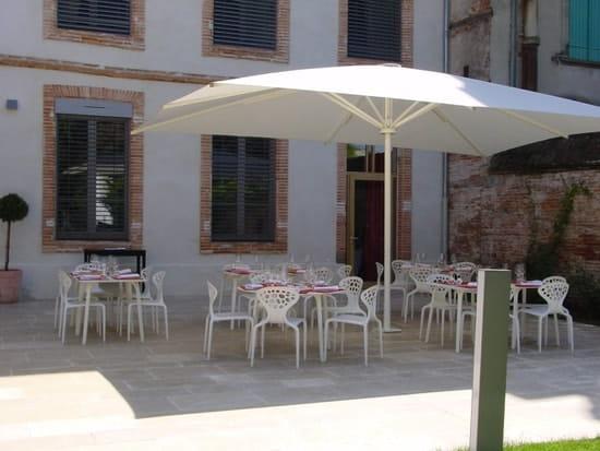 L'Armateur  - Terrasse hôtel restaurant l'Armateur -   © Hôtel Armateur