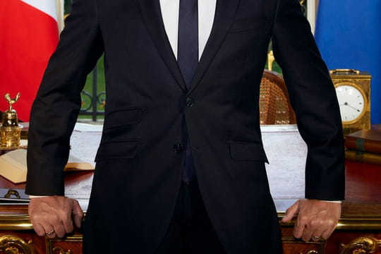 Photo officielle de Macron: un portrait, mille détournements