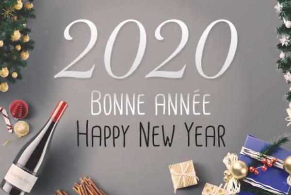 Bonne année, meilleurs voeux