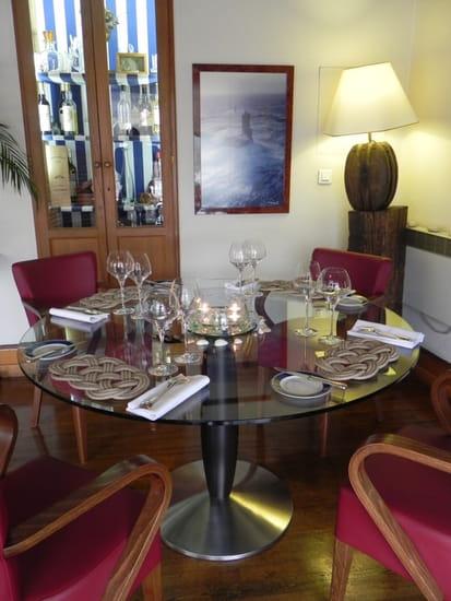 Restaurant La Poissonnerie  - salle principale -