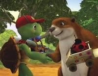Franklin et ses amis : Franklin et la chasse au trésor