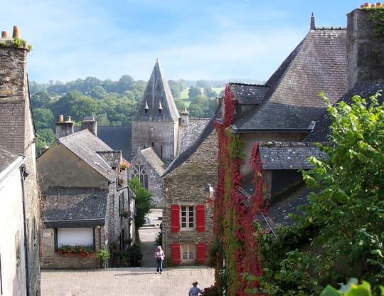 Rochefort-En-Terre : le village préféré des Français en photos
