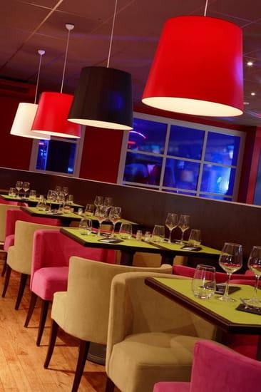 Le Carré Saint Martin  - Salle restaurant 2 -   © Eliophot - Aix-en-Provence