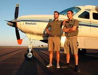 Bush Pilots : Les nouveaux pilotes du Botswana