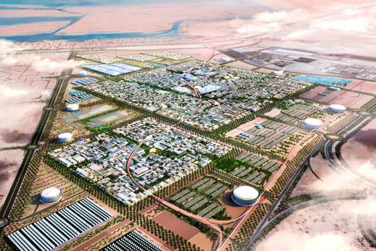Masdar City : première cité écolo