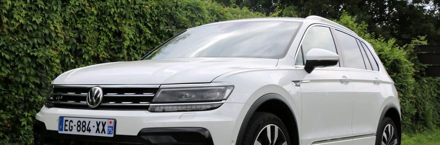 Essai Volkswagen Tiguan: le roi des SUV défie le 3008
