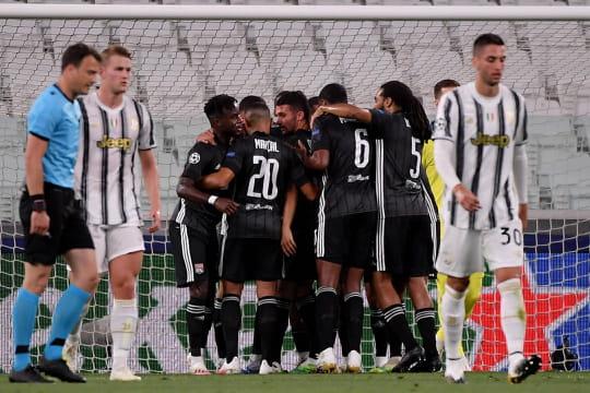 Juventus - Lyon: l'OL réalise l'exploit, le résumé en vidéo