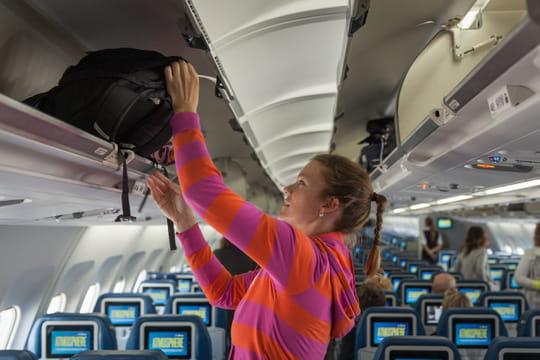 Valise cabine: taille, poids et objets interdits selon les compagnies