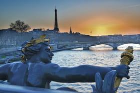 Paris et ses lumières divines