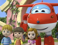 Super Wings, paré au décollage ! : A fond la caisse !