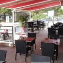 Le Bistronome restaurant Nîmes  - Terrasse -   © A