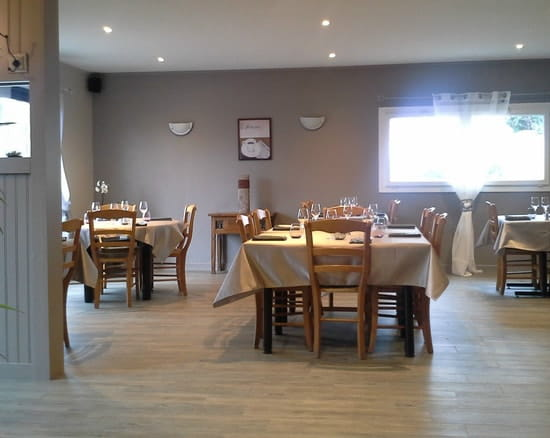 Restaurant de la Lande  - Nouvelle décoration dans le restaurant -   © Restaurant de La Lande