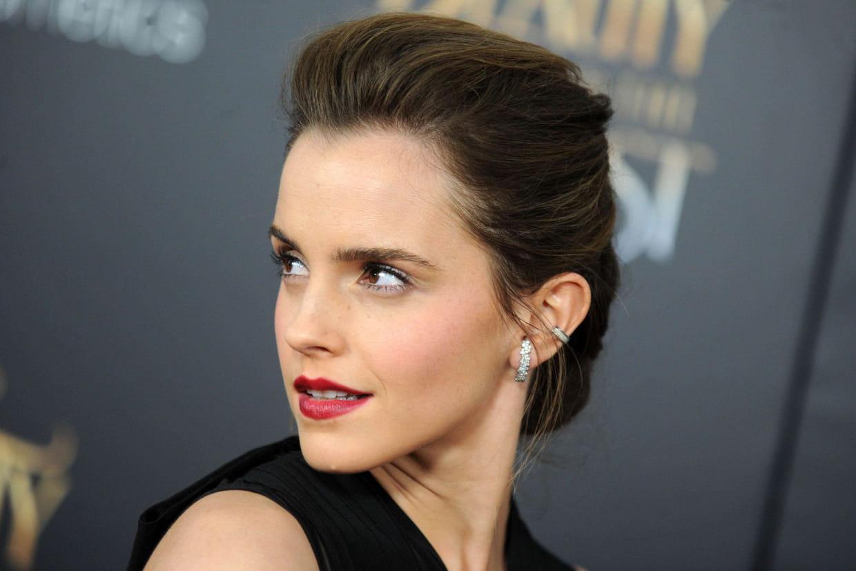 Emma Watson peut être victime de photo nue — Emma Watson nue