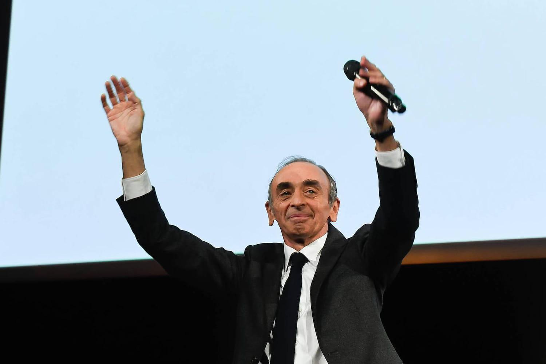 Éric Zemmour: de passage à Béziers, il poursuit son tour de France aux airs de campagne
