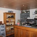 L'Auberge du Moulin  - Notre bar et sa cave à Whisky -   © Nicolas